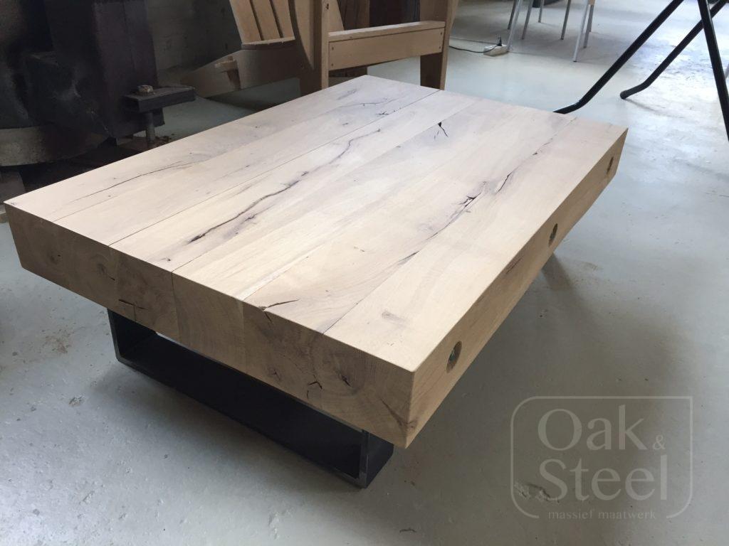 Eiken salontafel