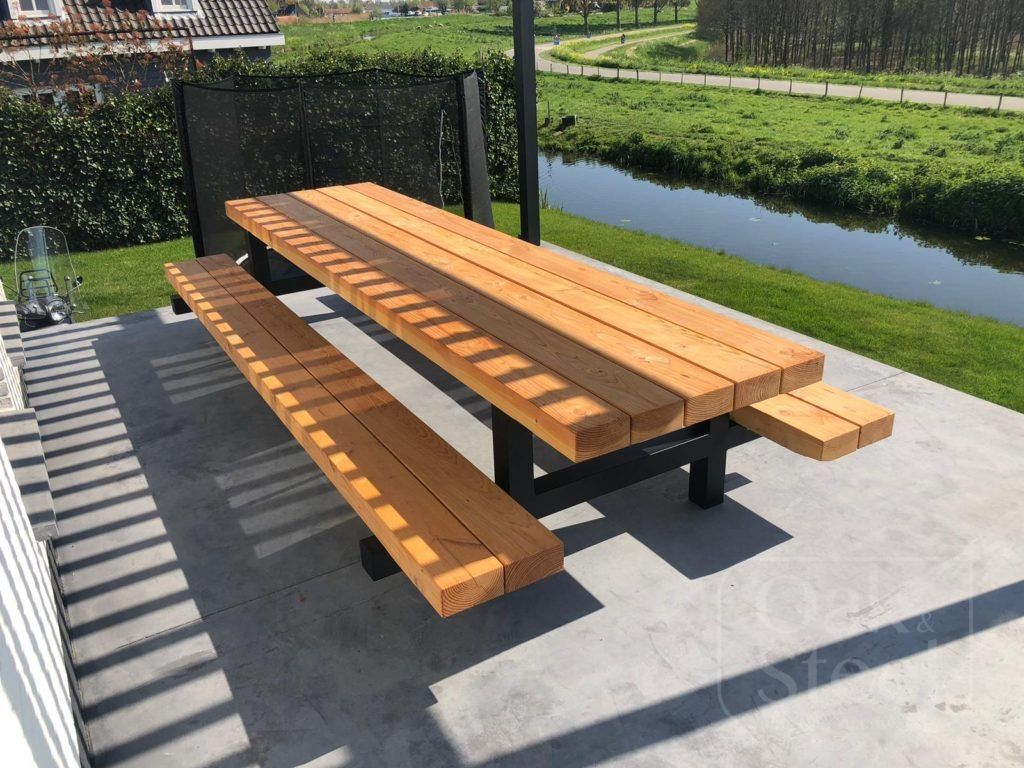 Picknicktafel buitentafel