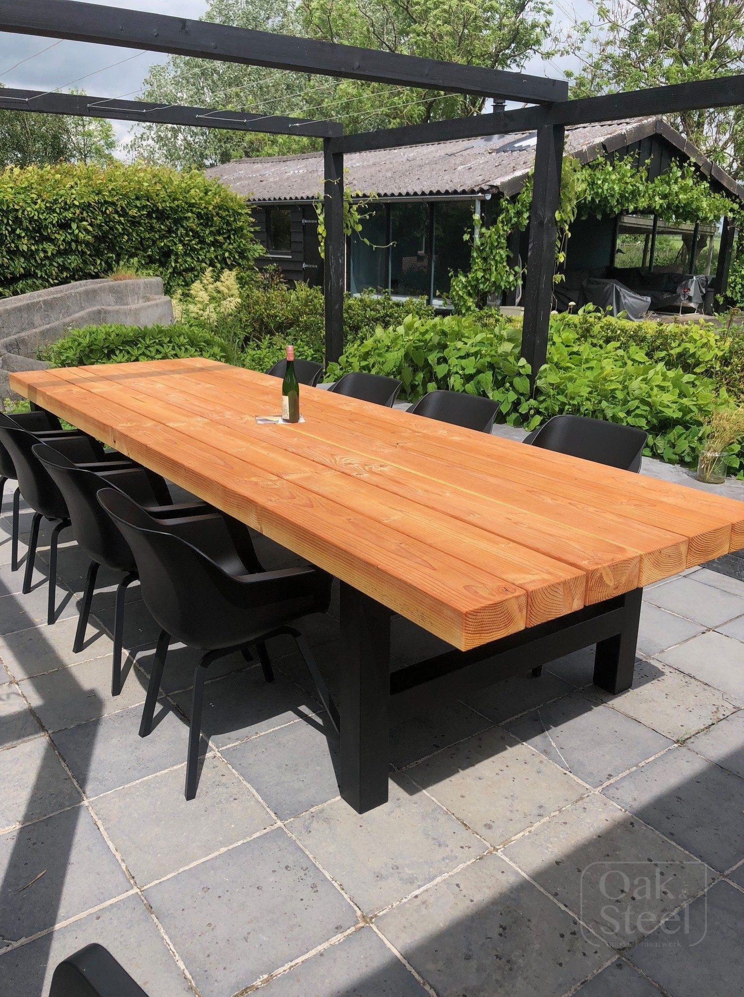 Picknicktafel zonder banken